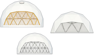 winter dome types